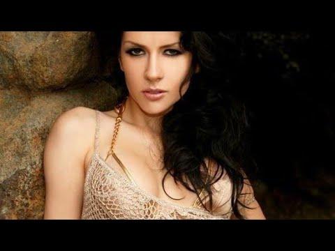 Sexy  Model And Fashion Tv  Host Larysa Poznyak video