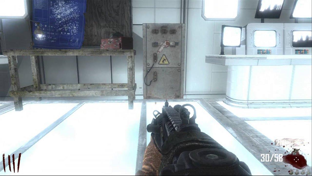 Black Ops  Tranzit Power Room Glitch