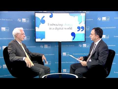 Mr François Rancy, Director, BR, ITU - Interview, ITU Telecom World 2013