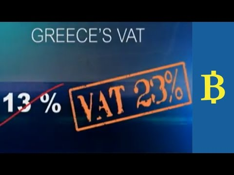 Is The New VAT Rate In Greece Too High? - Business Line