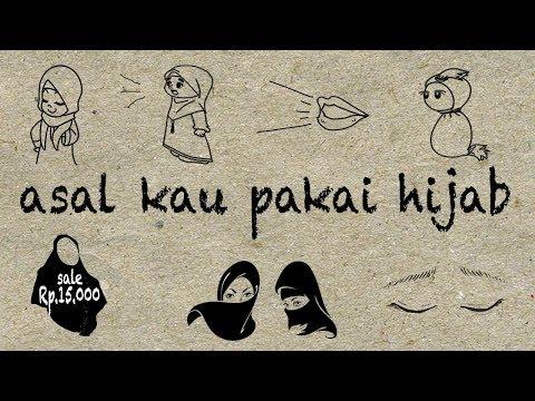 Parody Armada - Asal Kau (Pakai Hijab) Bahagia