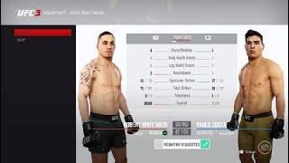 EA SPORTS™ UFC® 3_호놀.님과스파링.휘태커.코스타