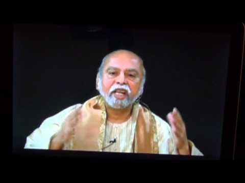 Sri Bhagavan's Skype Darshan with Sweden, December 6th, 2014