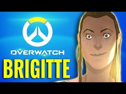 Overwatch - Upcoming Hero 'BRIGITTE' (Theory) [Overwatch Explained]
