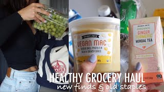 Healthy Grocery Haul & Day in the Life | My Weekly Food Must Haves & Staples