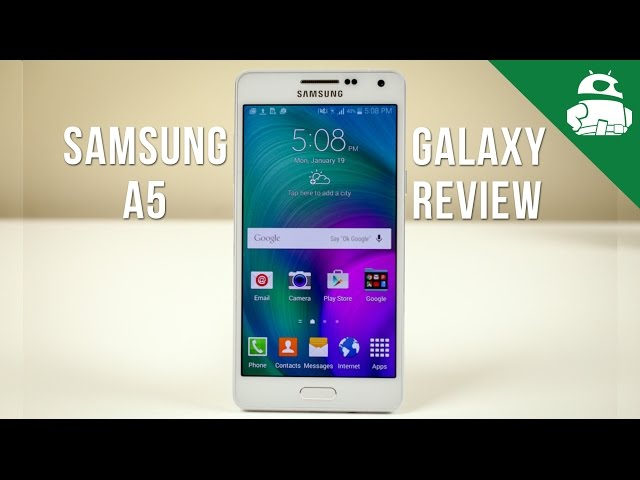 Samsung Galaxy A5 Review!