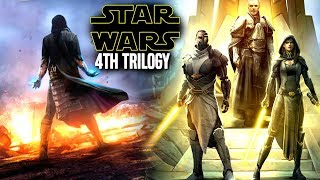 4th Star Wars Trilogy Exciting News Revealed! (New Trilogy)