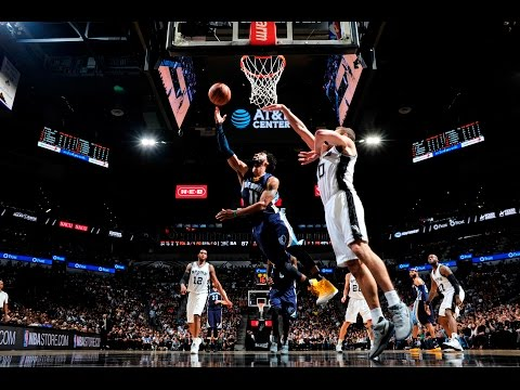 NBA Game Spotlight: Grizzlies at Spurs Game 5