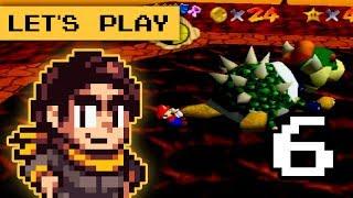 Super Mario 64 Part 6 N64 - New door!