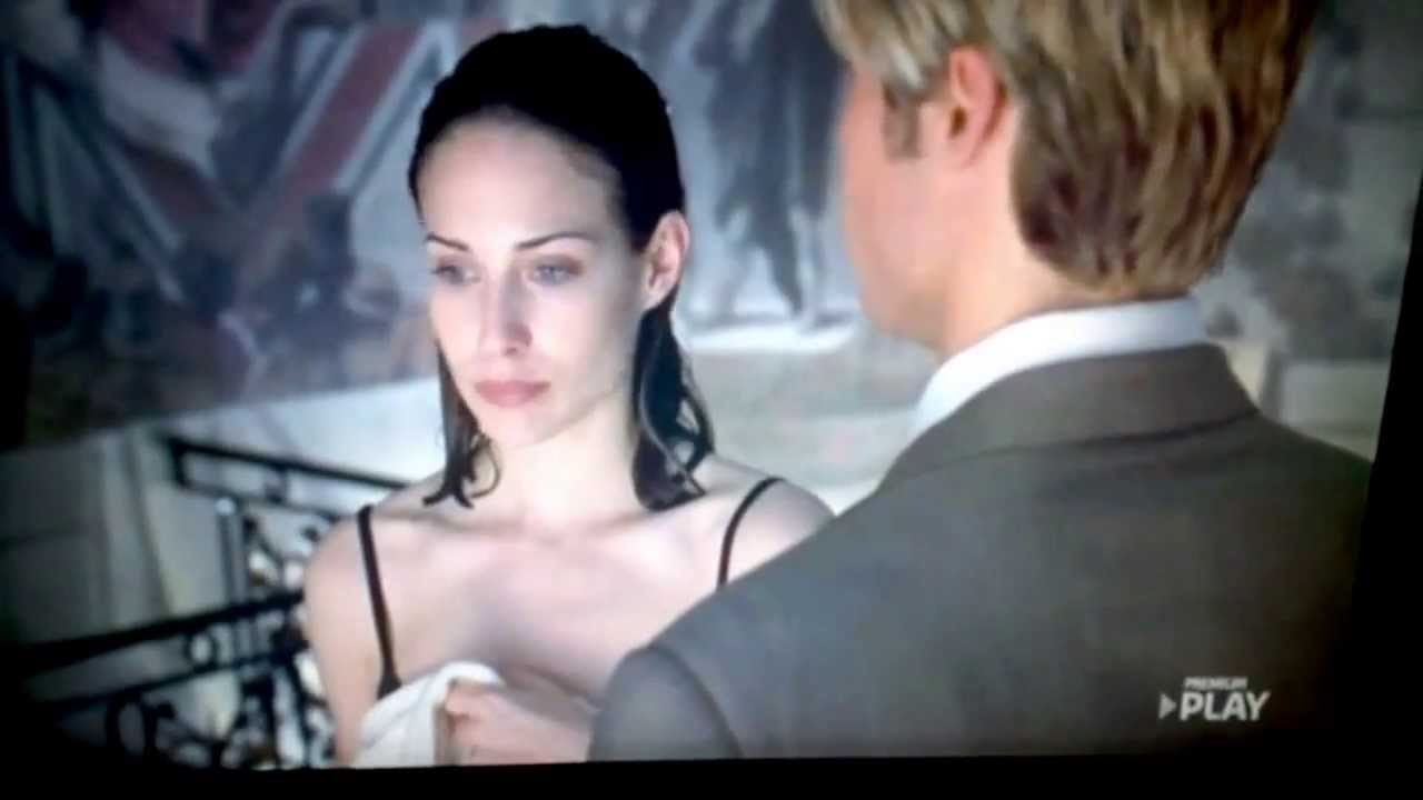 meet joe black drew scene