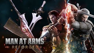 Soul Edge & Soul Calibur - Soul Calibur VI - MAN AT ARMS: REFORGED