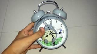Đồng hồ báo thức Nhật Bản