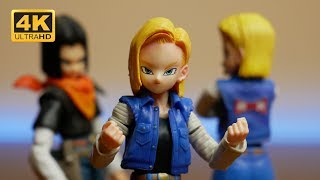 This is NOT S.H. Figuarts Android 18 from Dragonball Z