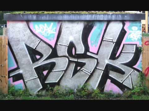 Name Autumn Graffiti Hamburg Graffiti / Autumn 2008