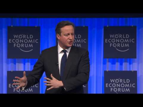 Davos 2014 - Special Address by David Cameron