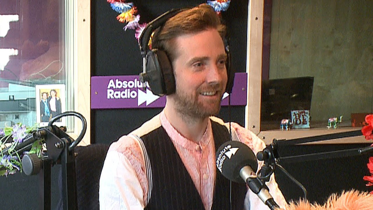 Ricky Wilson explains his weight loss - Kaiser Chiefs ...