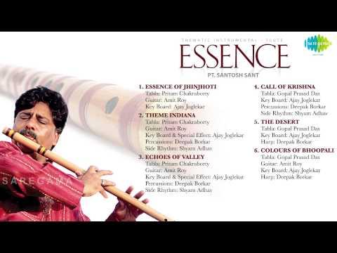 Essence   Thematic Instrumental   Flute   Pt. Santosh Sant video