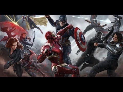 If Zack Snyder Directed Civil War
