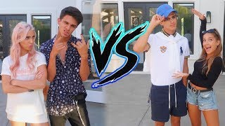 WHO DRESSED HIM BETTER?! (LEXI VS LEXI)