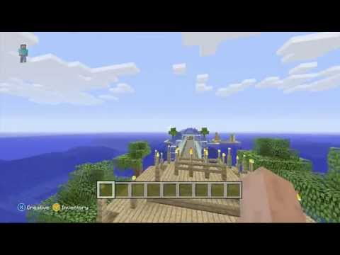 Minecraft Xbox 360 seed: Water World Seed (99% PERCENT WATER)