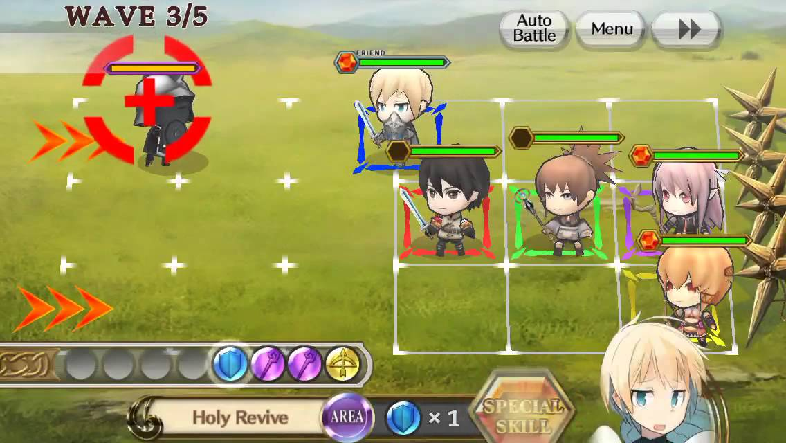 Chain Chronicle] Healer side quest part 2/2 - YouTube