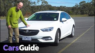 Holden Commodore 2018 review: preview drive video
