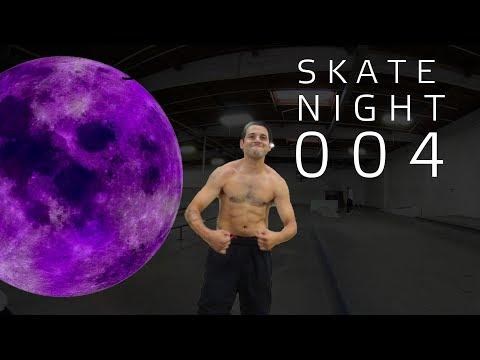 Skate Night 004: P-Rod Back on the board, Malto, Trent McClung