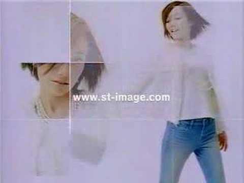 橋本優子-Hashimoto Yuko's Image CF