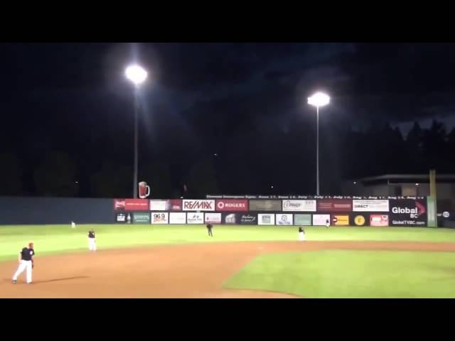 UFO Sighting in a Baseball game Over Vancouver Remains Unsolved