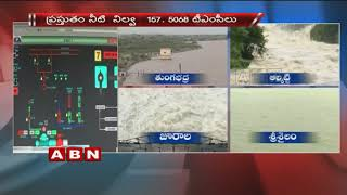 Heavy Flood Water Inflow To Srisailam Dam | Vizag Agency People Facing Problem With Flood water