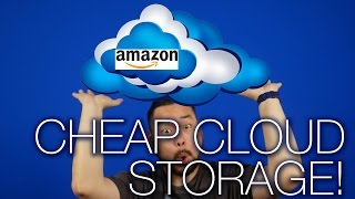 video Amazon rolls out their new Cloud Storage Plans and you won't believe the pricing. Ben-Gurion University have created a new way of transferring data. Google's external airbag patent is approved....