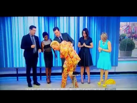 Magician gets powned on The Today Show 4/1