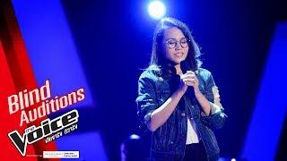 เทส - Lost Stars - Blind Auditions - The Voice Thailand 2018 - 24 Dec 2018