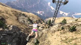Video dışı enstanteleri #1 Gta V I believe i can fly