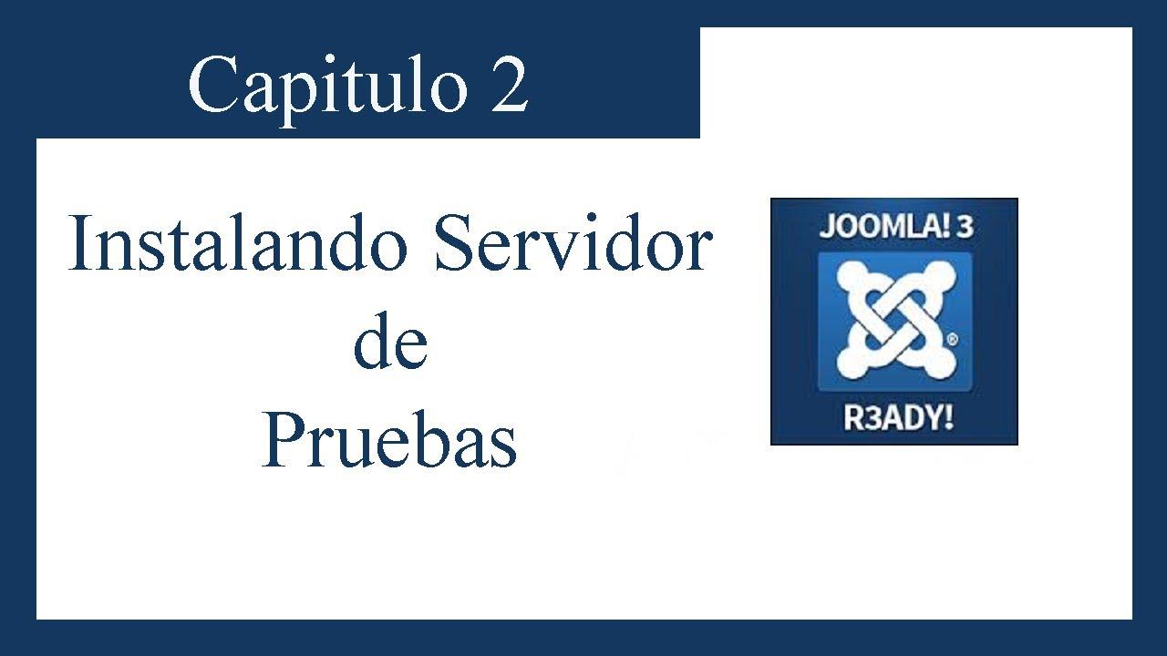 TUTORIAL JOOMLA 3.0 EN ESPAÑOL CAPITULO 2: INSTALACION EN ...