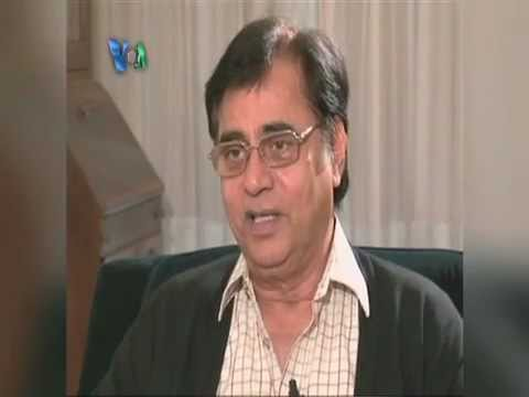 Jagjit Singh - The last interview @ VOA with Madeeha Anwar