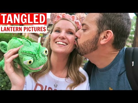 TANGLED LANTERN PICTURES & SPRINKLES CUPCAKES | WDW Vacation June 2017 Day 1, Part 3