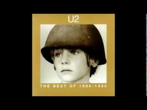 U2   The Best Of 1980 1990 Full Album video