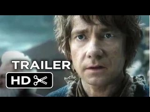 The Hobbit: The Battle of the Five Armies (2014) Türkçe Altyazılı İlk Fragman