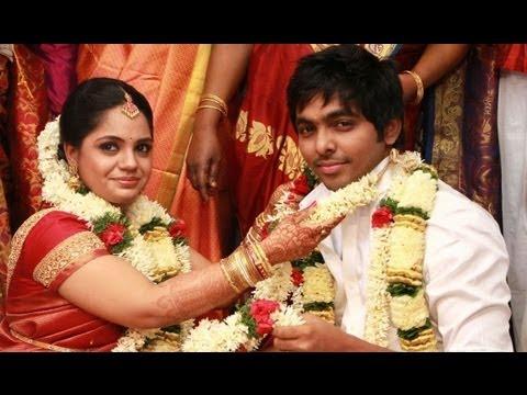 GV Prakash and Saindhavi on true love and marriage