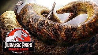 TITANOBOA IN JPOG?! | Jurassic Park: Operation Genesis Mod Spotlight