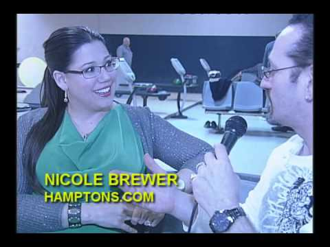 Firewire TV - A Chat with Nicole Brewer....