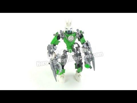 LEGO Hero Factory Breakout MOC: Vergis Rhey v.4
