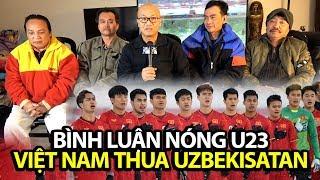 Chung kết U23 Việt Nam thua Uzbekistan: Bình luận nóng từ Bolsa