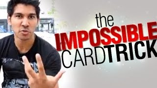 Learn Magic Tricks: The Impossible Card Trick!