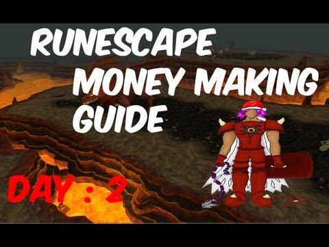 Runescape EoC: Money Making Guide Marathon Day #2 2013 LinedFury