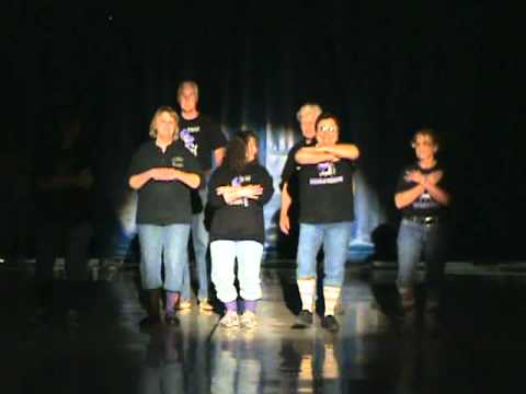 southwest middle school staff evolution of dance