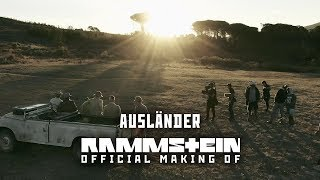 Rammstein - Ausländer (Official Making Of)