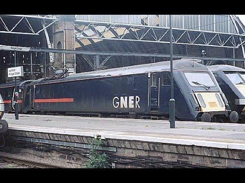 British Electric & Electro-diesel locomotives 1992-2000