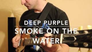 Deep Purple - smoke on the water (solo)